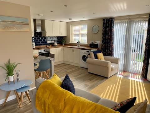 Modern cosy accommodation close to Southwold