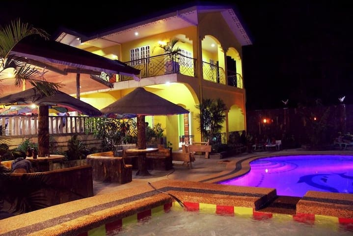 Seaview Beach Resort Bohol