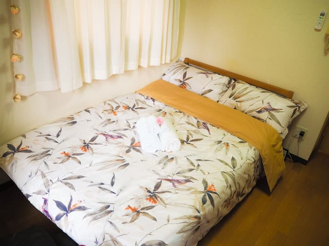 Near St,Tsukiji fish market,Ginza shopping area - Chuo - Appartement