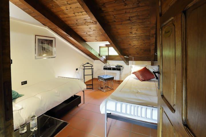 Villa Giarvino - exklusives Gästehaus (Brachetto)