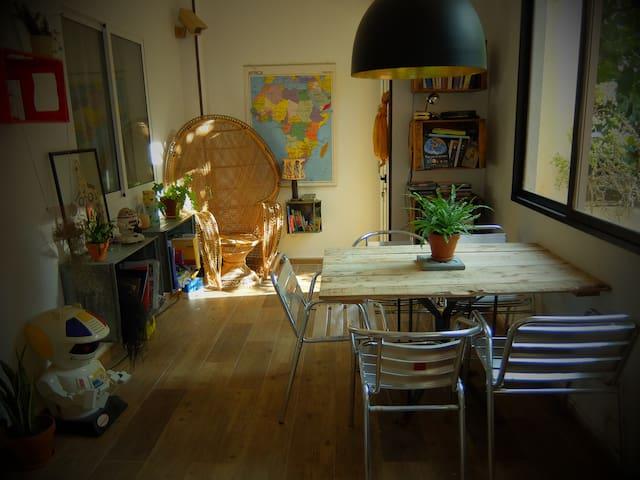 Hermosa habitación en el Park Güell - Barcelona - Hus