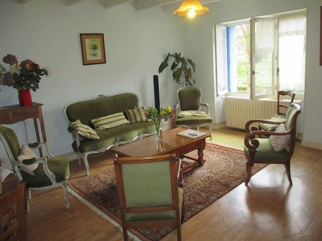 Chez MiJo à la campagne - Fomperron - Ev