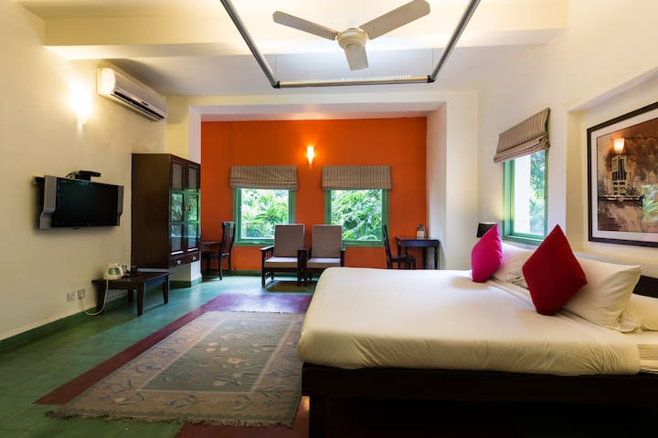 Nizamuddin Exotic Home Stay- Room 113 - New Delhi