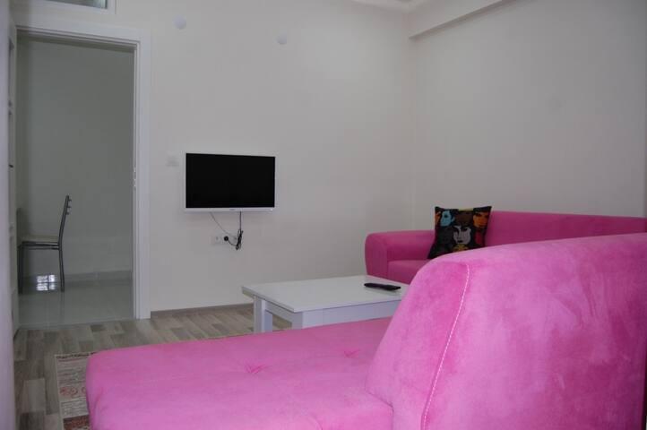 Temiz,rahat,huzurlu - Tepebaşı - Apartament