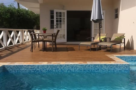 Sugar Fields Holiday Home with Private Pool.