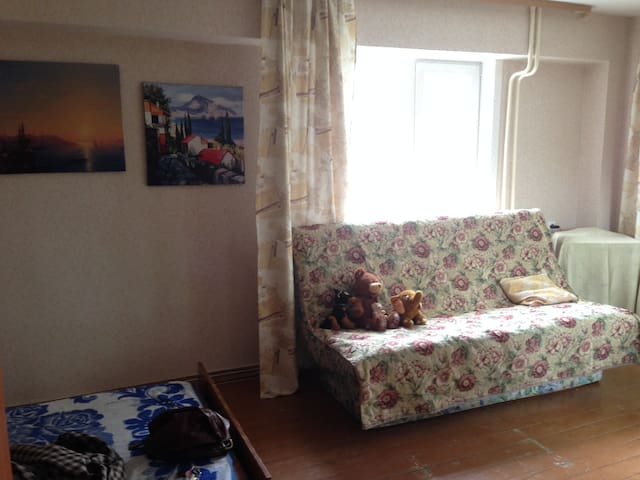 apartment in the center of the city, центр города - Ulan-Ude - Appartement