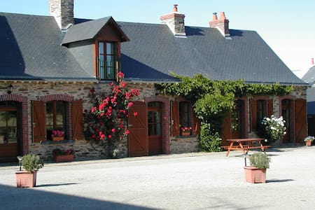 La Roulais B&B: Double room - Soudan - Bed & Breakfast