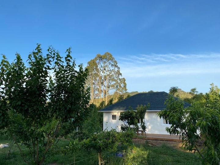 Maple Tree Countryside Cottage near Raglan