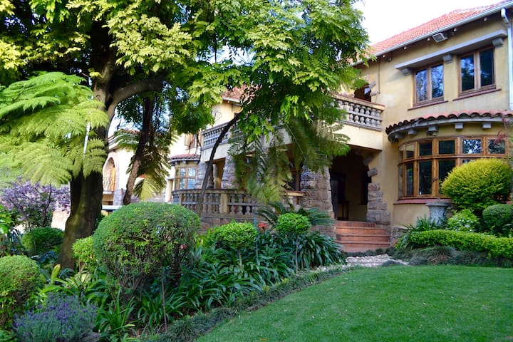 Orchard Garden Cottage Close to Rosebank - Johannesburg - Huis