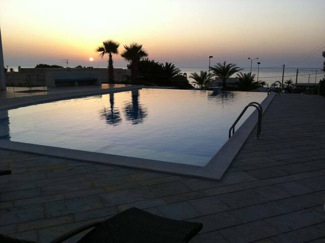 Villa Mediterranea luxury piscina - Custonaci - วิลล่า