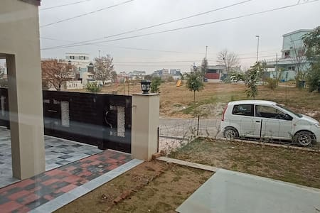 Beautifull safe and secure house in Islamabad.