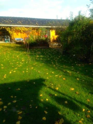 Cosy in de herfst, during autumn