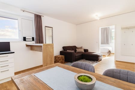 Moderne Wohnung im Boardinghouse Massing - Massing - Service appartement