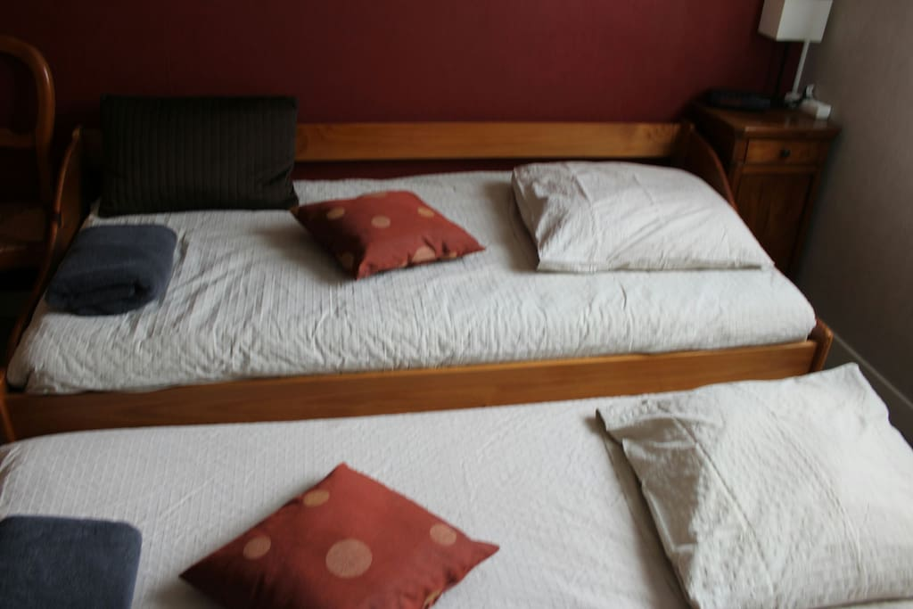 Chambre proximit de rennes houses for rent in vezin for Chambre 13 vezin le coquet