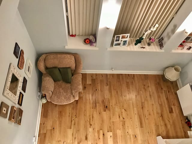 Space in lovely city centre flat - Glasgow - Apartamento