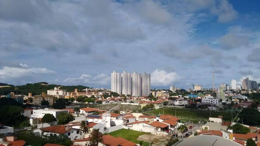 Apartamento Aconchegante - Mirante de Ponta Negra