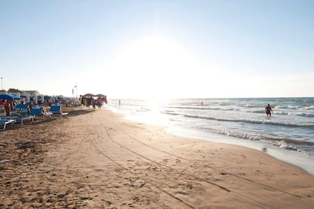 Flat on Gargano's beaches - Lido del Sole - Radhus