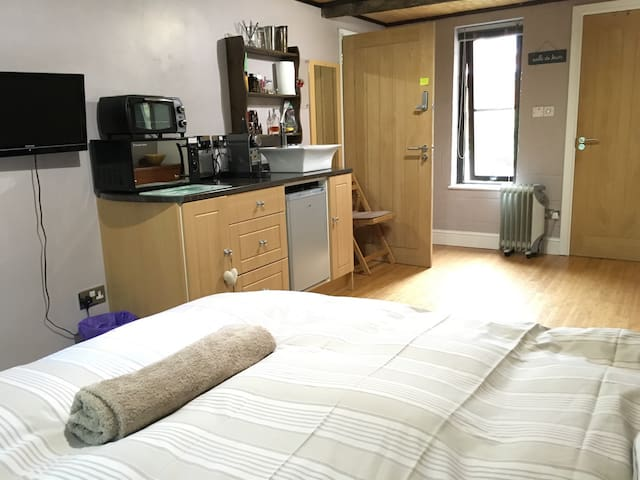 Stunning City Centre Double Ensuite