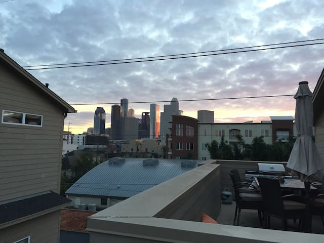 Montrose Town Home w/ Skyline View