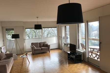 Luxury flat in posh location , geneva - Cologny - Appartement
