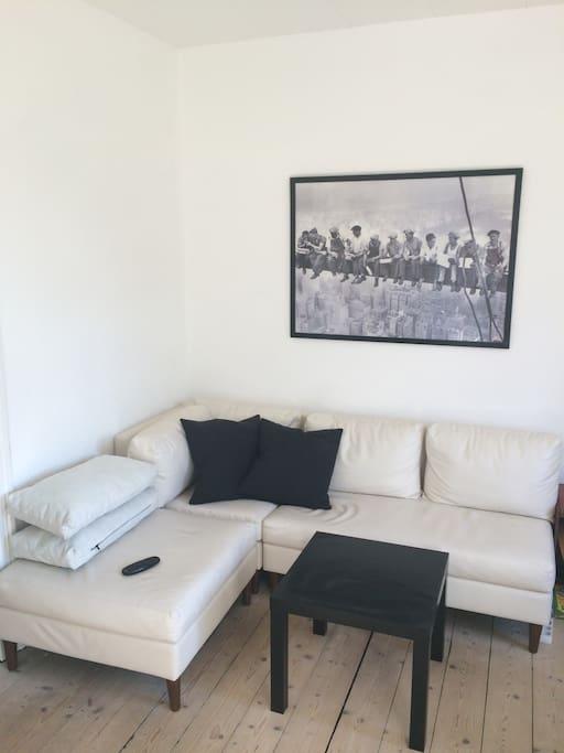 Sofa in my livingroom
