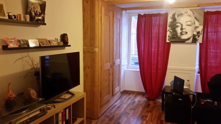 Wohnung im Herzen der Altstadt Biel - Biel/Bienne - Apartment