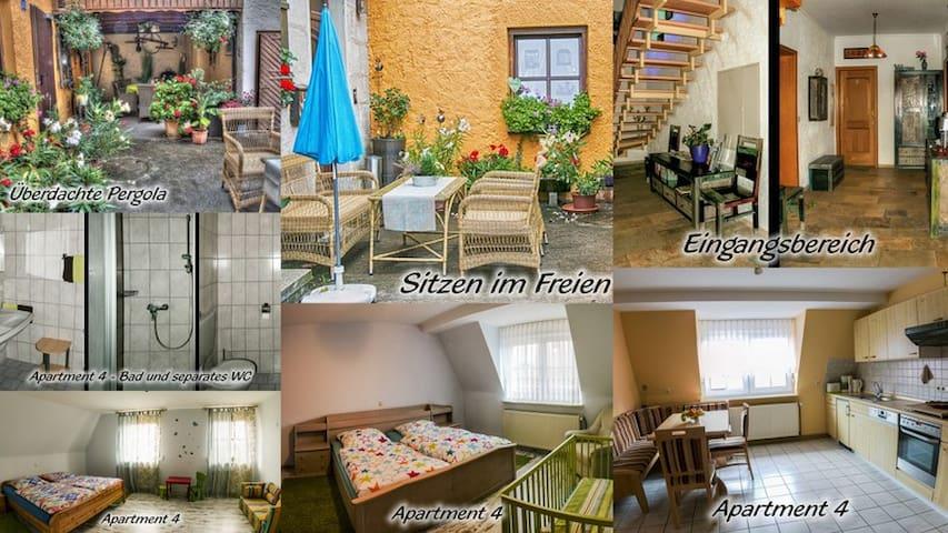Ferienwohnung Martin Reichard/Apartment Nr.4