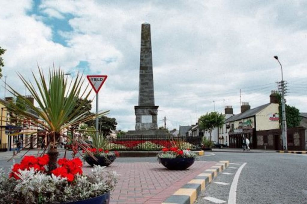 Skerries town celebrated first place in tidy-town in 2016