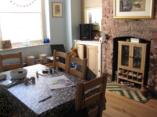 Friendly, family home in Mid Devon - Tiverton