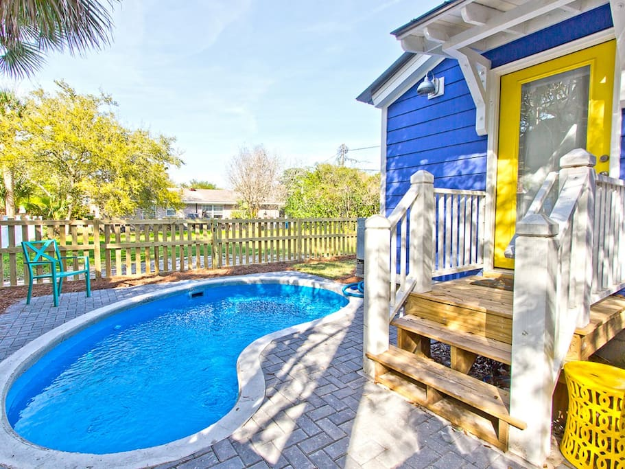 Houses For Rent On Tybee Island With A Pool