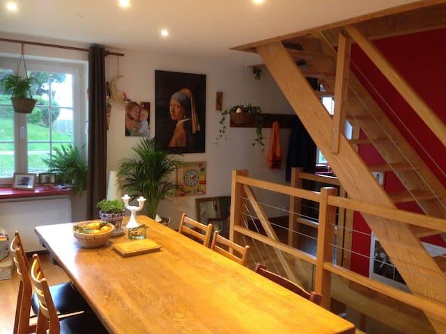 Maison Bord de Mer - Locquénolé - Ház
