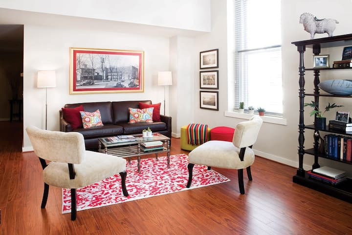 Everything you need | 1 BR in Philadelphia