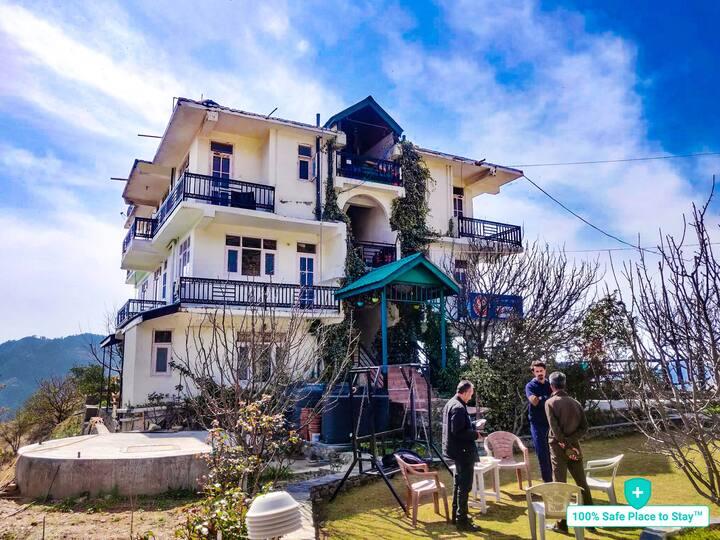 Chateau Ruby 4BHK Villa (Pet Friendly) Shimla.