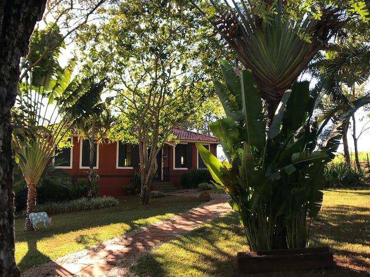 Sítio Macondo: experiência rural com charme