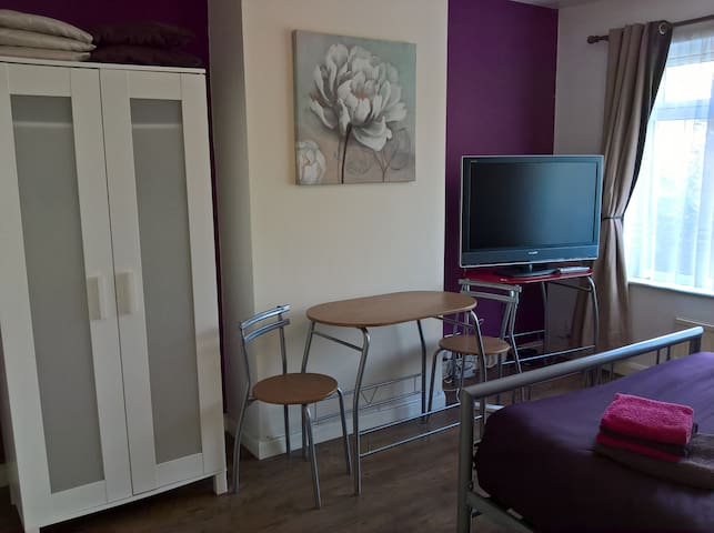 The ideal place. - Bristol - Apartament