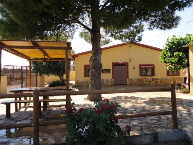 Rural Prado Alto, Foz Calanda,Motorland,Alcañiz. - Foz Calanda - Casa