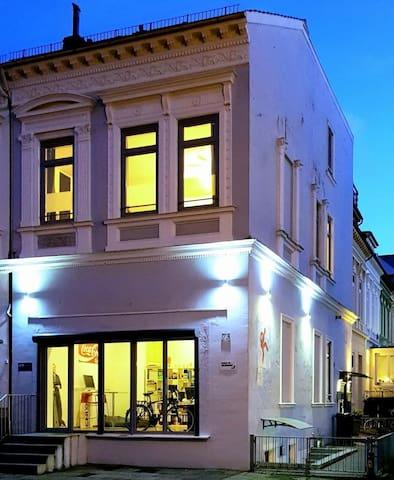 F4 Studio Mitten im Bremer Viertel