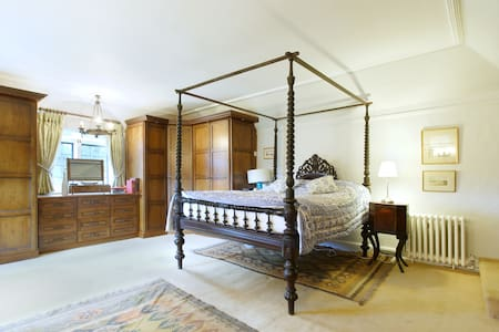 The Tabor Room, Harlington Manor - Harlington - Haus