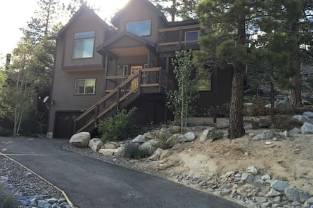 1/2 mile from Heavenly - Modern Mountain Room! - South Lake Tahoe - Haus