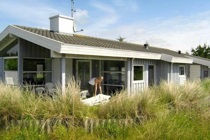 Tranquil Holiday Home in Henne Jutland With Terrace