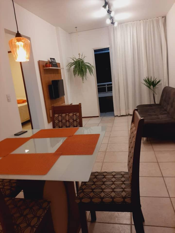 Belíssimo apartamento de 2 quarto próximo a praia