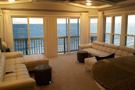 Modern 4bdr Oceanfront home - Virginia Beach