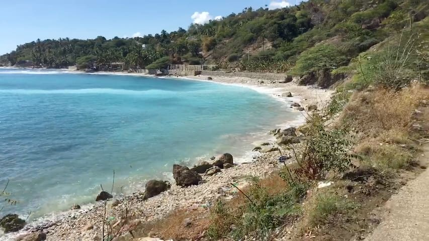 Private Beach Bungalow Tree House, Kabik Haiti - Cayes-de-Jacmel - Ağaç Ev