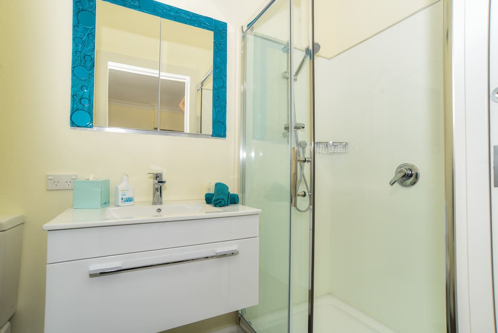 Ensuite bathroom in master bedroom for ultimate privacy and convenience.