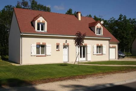 Chambre 2 chez l'habitant - Lamotte-Beuvron - Bed & Breakfast