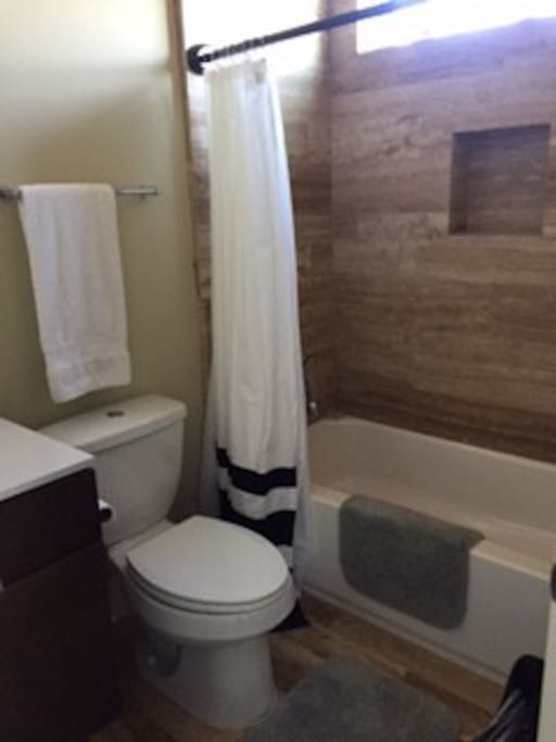 THIRD BEDROOM WITH ATTACHED BATH/SHOWER