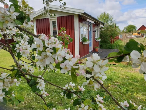 Signe-cottage, a pearl for two at Emåturism!