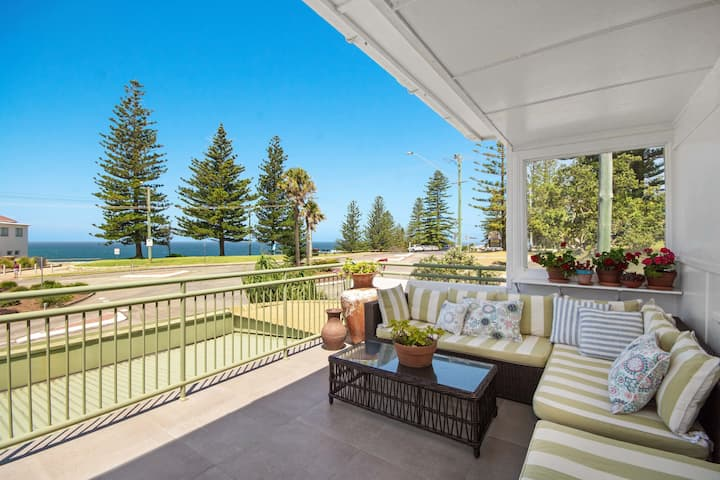 Yamba - Marine Heights - ocean and river views