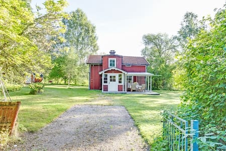 Escape from it all in the Swedish Countryside