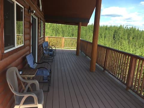 Polebridge Cabin in beautiful North Fork area
